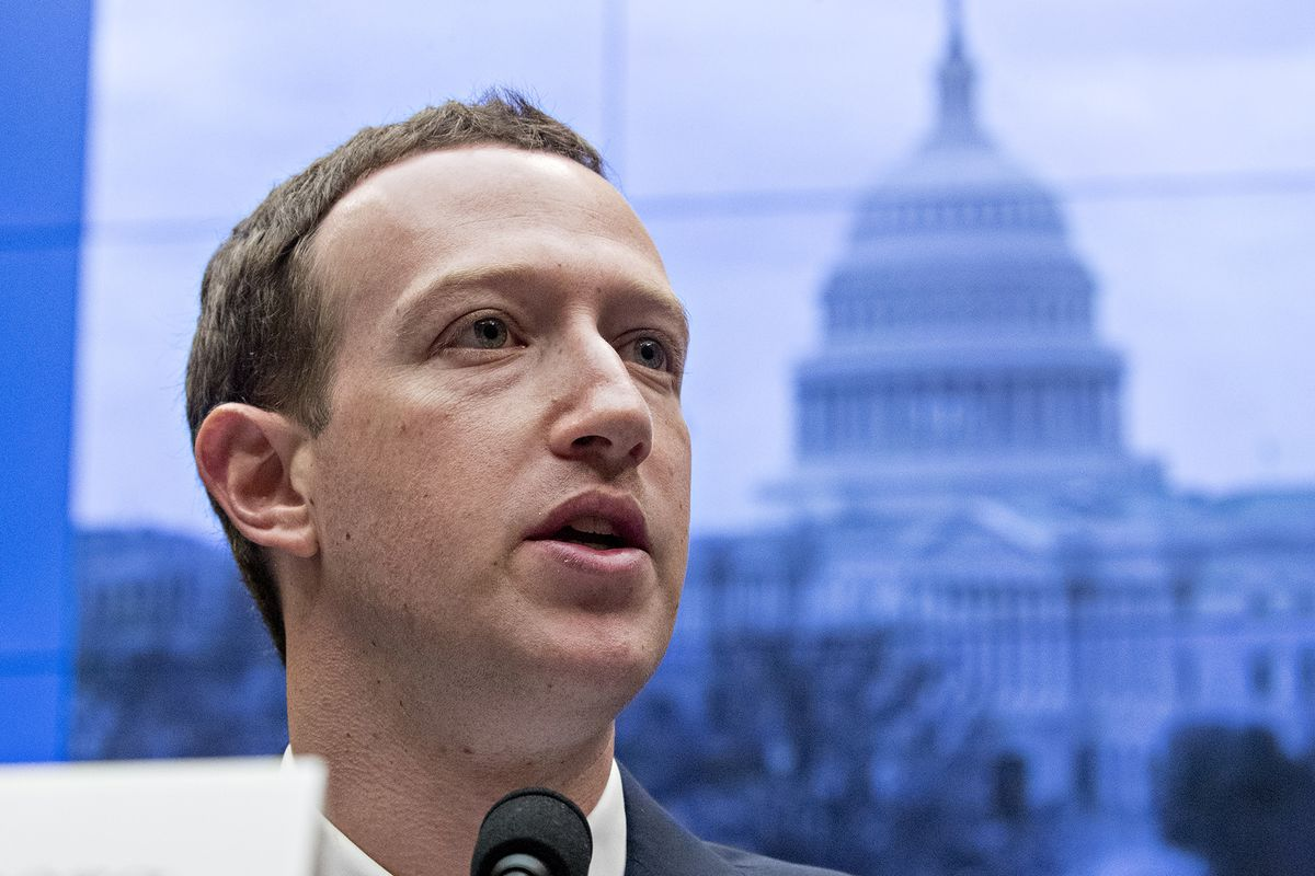 Facebook's Zuckerberg to Testify in House on Currency Plans