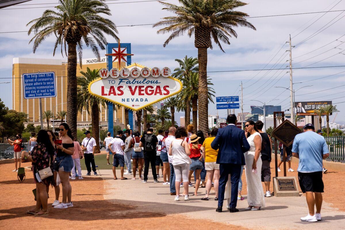 Yes, Pandemic Was Brutal, But Don't Bet Against Vegas: Joe Mysak