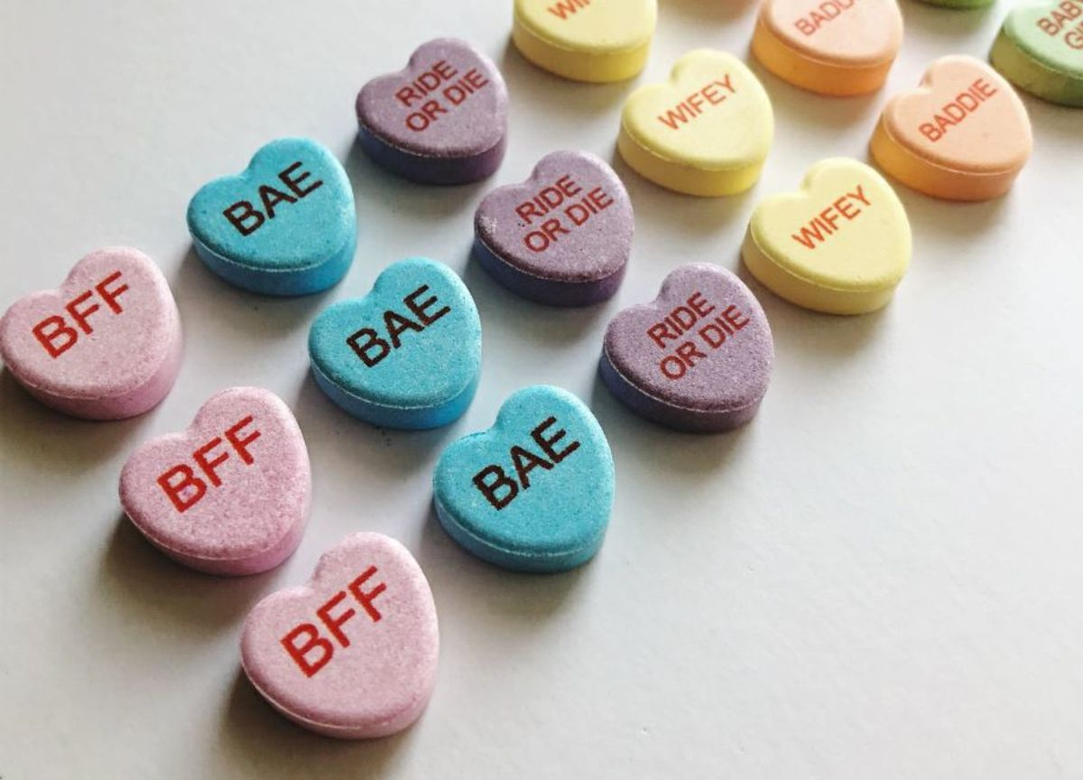 Candy Hearts Live On After Necco