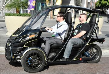 These Companies Think the Next Big Thing Is Very Tiny Cars