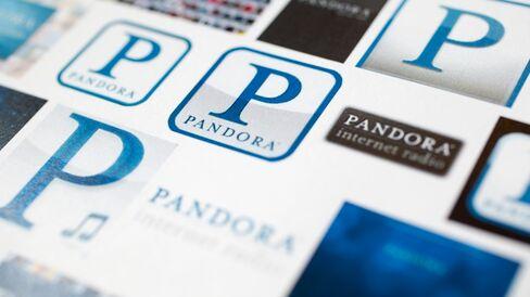 Pandora Media Inc. Logos Ahead Of Earns Figures