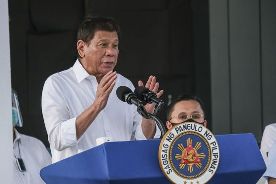Duterte Pushes to Open Philippines to More Foreign Investors