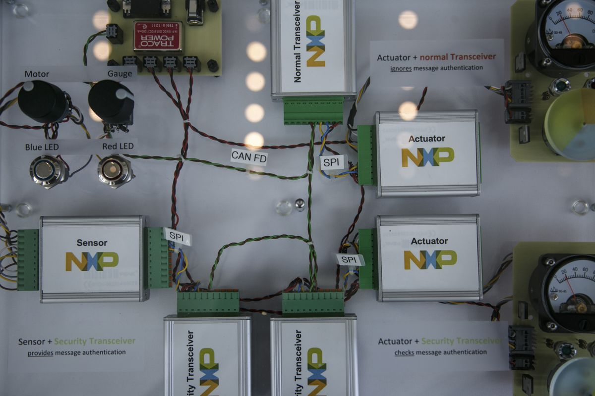 NXP Gives Downbeat Sales Forecast, Saying Demand Hasn't Improved