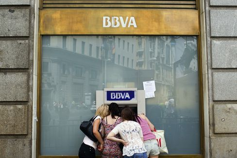 BBVA to Take EU2.3 Billion Charge on Chinese Banking Stake