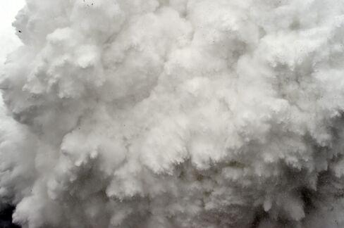 Himalayas Avalanches
