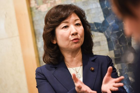 Ousted Japanese Minister 'Worried' as Female Politicians Dwindle