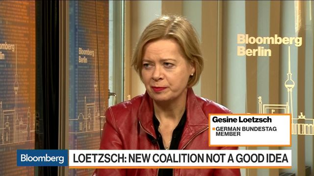 Germany centre-left party set to confirm first female leader