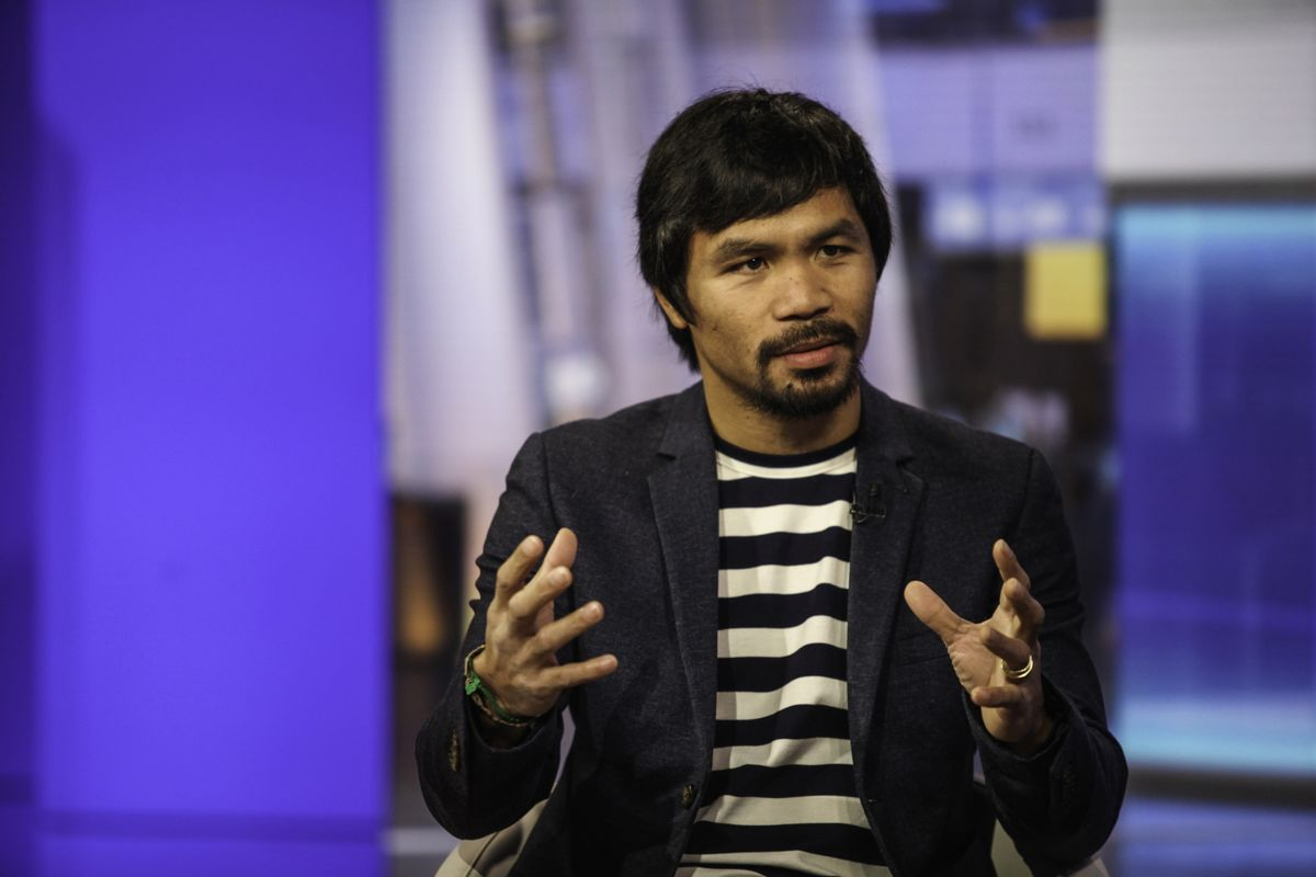 Pacquiao Ousted From Top Party Post Amid Feud With Duterte