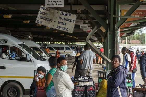 FullTaxisAre a South African Reality Even Virus Can't Change