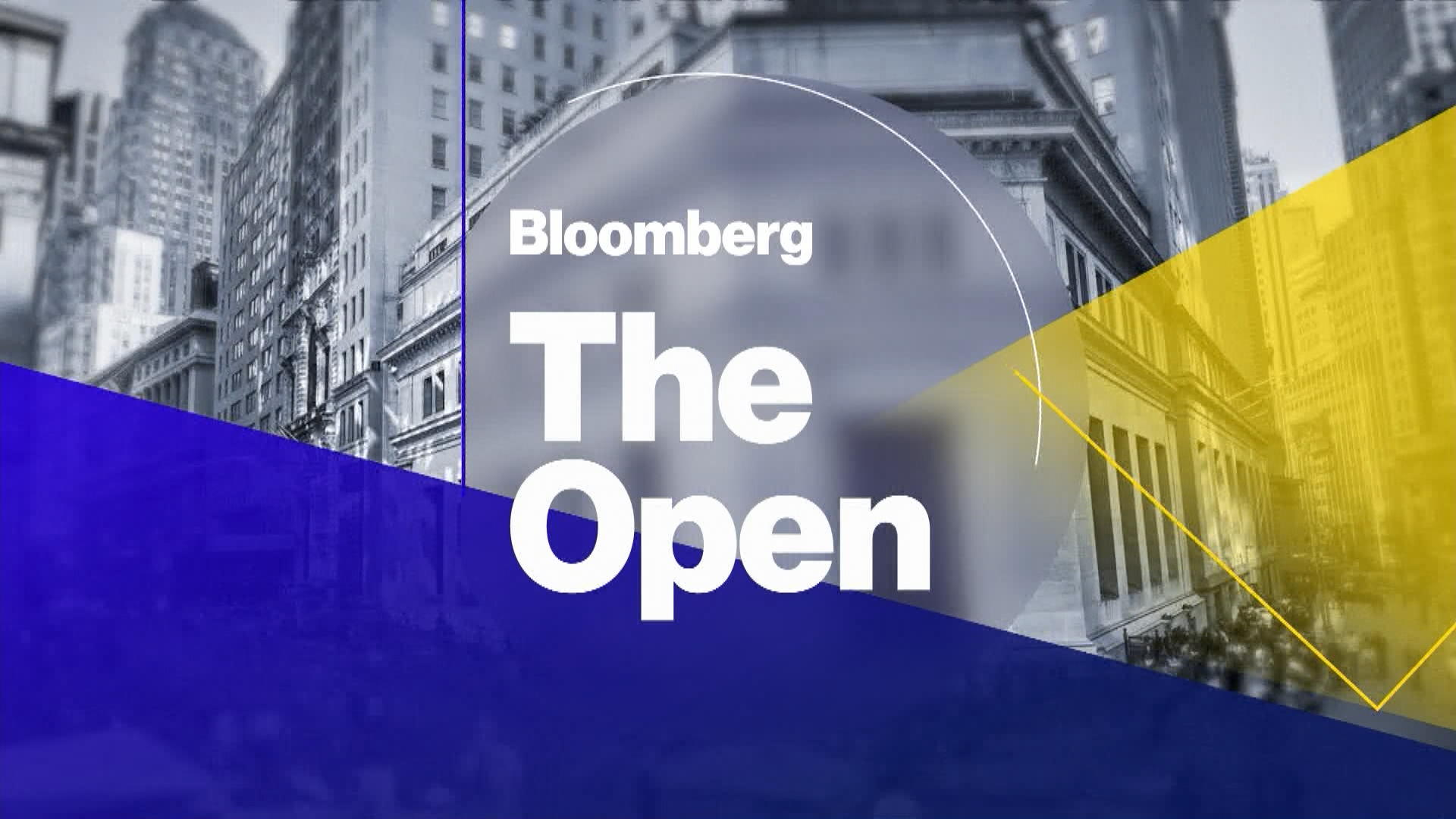 'Bloomberg Markets: The Open' Full Show (04/16/2019)