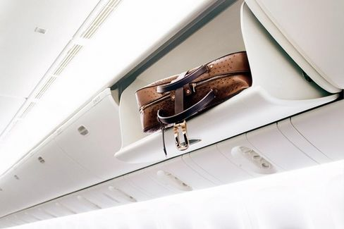 Where Does Your Carry-On Go? The Unspoken Rules of the Overhead Bin