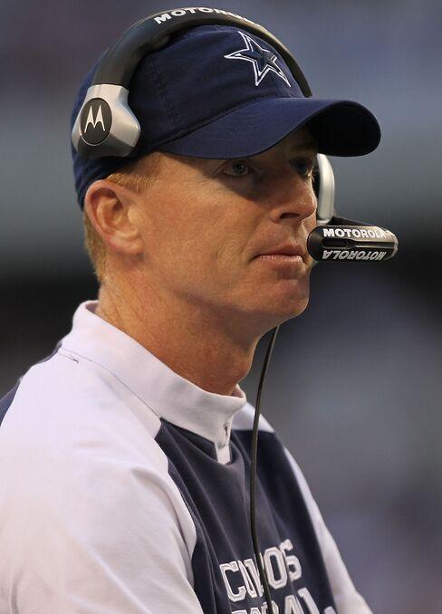 Garrett to Remain Cowboys Coach After Finishing 5-3