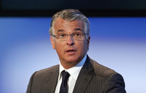 UBS AG Chief Executive Officer Sergio Ermotti