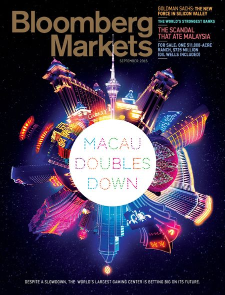 This story appears in the September issue of Bloomberg Markets magazine.
