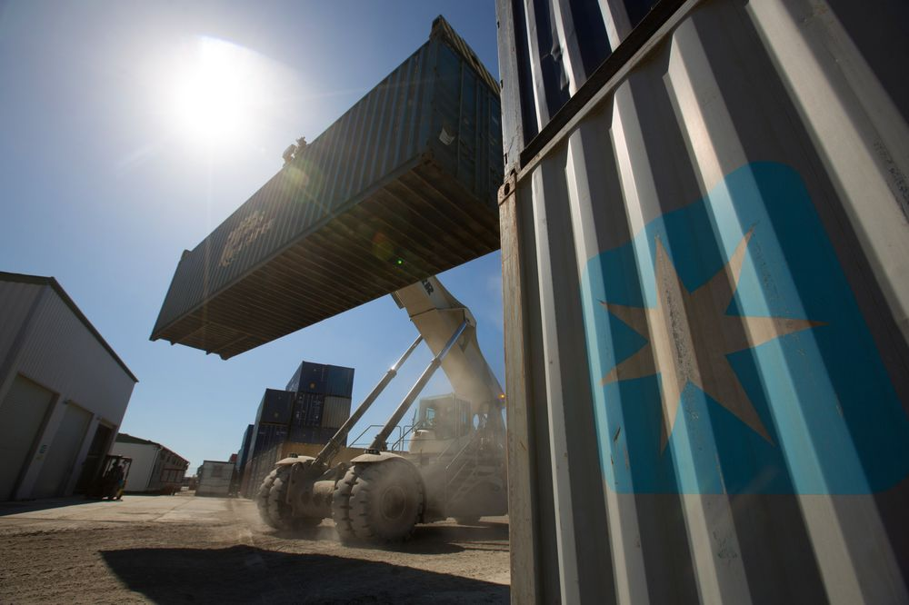 Maersk Shares Tank After CEO Talks to Analysts About Trade