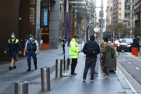 Sydney's Delta Surge Prompts Tougher Lockdown Restrictions