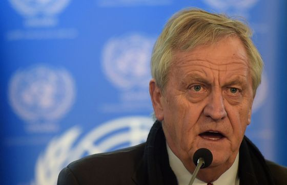 Somalia Says the UN's Special Envoy Is No Longer Welcome