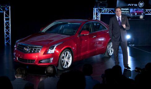 Cadillac Taming BMW 3-Series