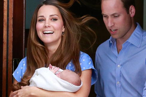 Royal Baby Prince George Has Stroller Makers in Suspense