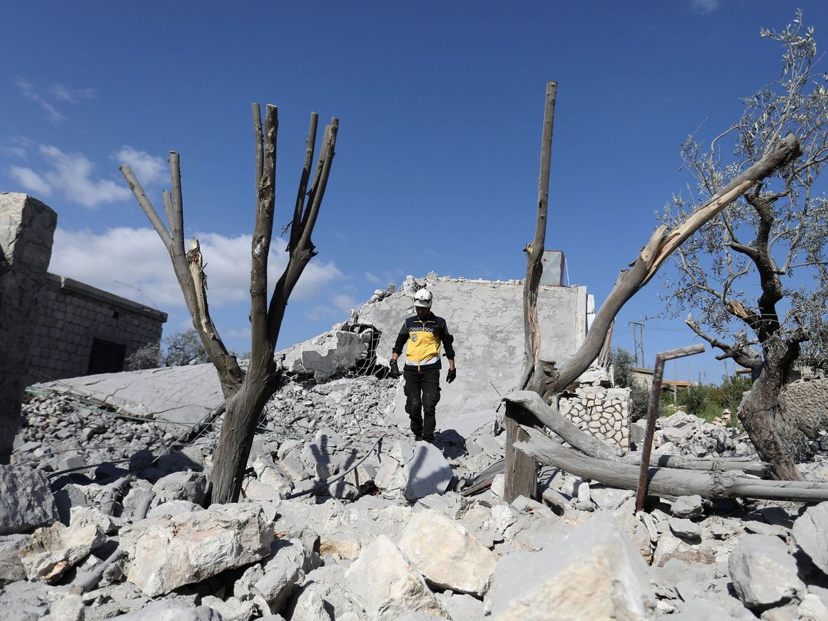 Syria Courts Chinese Construction Firms to Rebuild After War