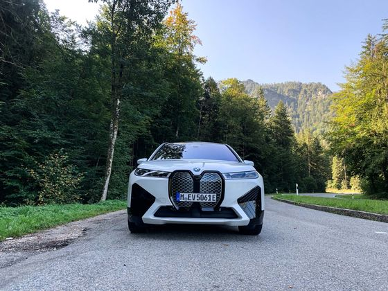 BMW's Electric SUV Is Ugly, Unexciting, But Very Capable