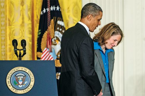 Democrats Swoon for Obama's Choice for Budget Chief, Sylvia Mathews Burwell