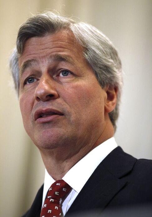 JP Morgan Chase CEO Jamie Dimon