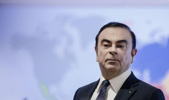 Ghosn's Deferred Pay Ballooned After Shift in Rules