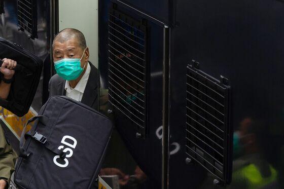Hong Kong Court Backs Bid to Keep Tycoon Jimmy Lai in Jail