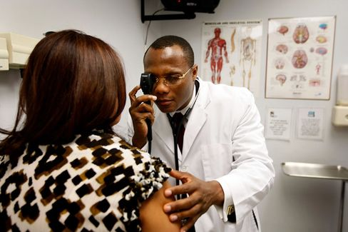 From Indiana, an MBA Prescribed for Doctors