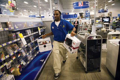 Best Buy May Reduce Online Prices to Compete With Amazon
