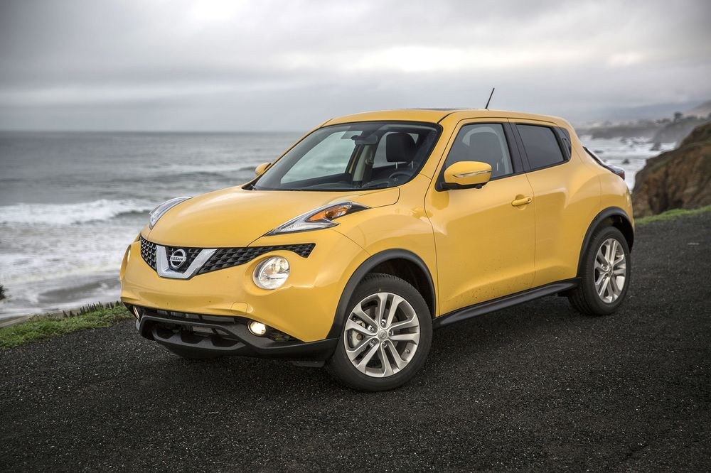 The Prior Success Of Nissan Juke Emboldened Company In Its Convertible Suv Endeavor