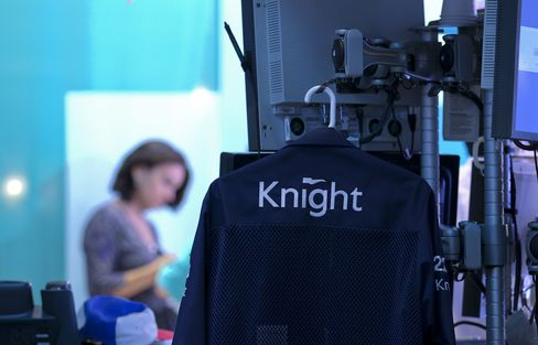 Knight Lives Another Day With Short-Term Loan as Clients Return