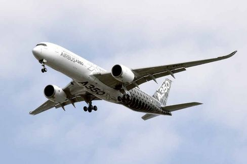 Airbus Still Expects an On-Time Arrival for the A350