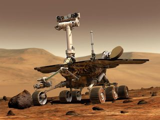 Opportunity Rover dead on Mars