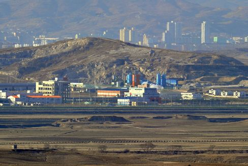 North Korean Employees Don't Report for Work at Gaeseong Complex