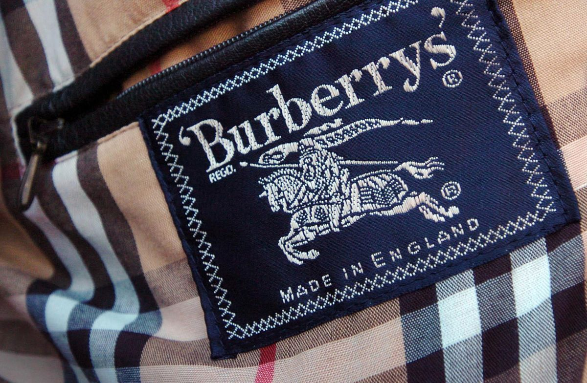 Sell Old Burberry Online and the Brand Might Invite You for Tea