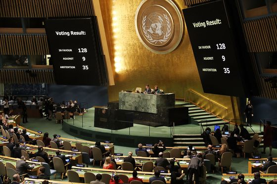 NYC Back to Hosting UN Week as New Yorkers Fear Covid Spike