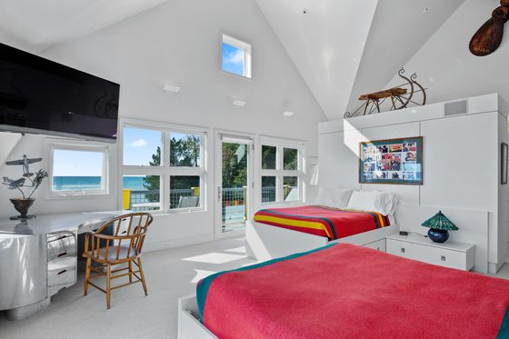 The Famous Postmodern 'Crayola'House Is for Sale