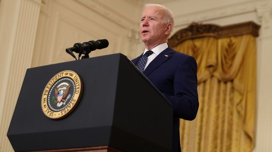 Biden's 1970s-Era Tax Plan Collides With GOP and SALT Rebels