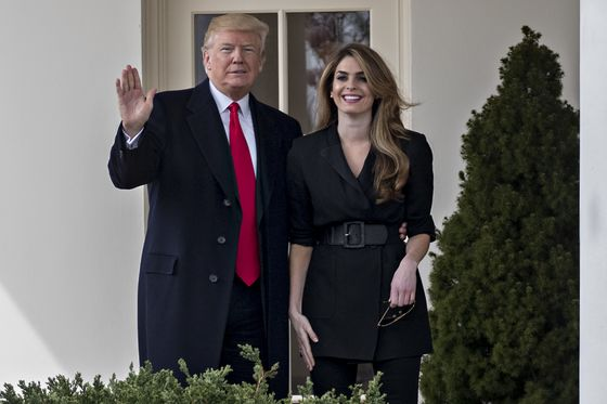 Former Trump Aide Hope Hicks to Return to White House as Adviser