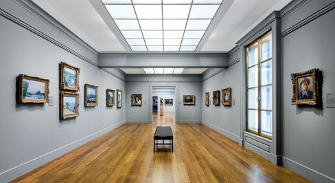 The Clark Art Institute in Williamstown, Mass.