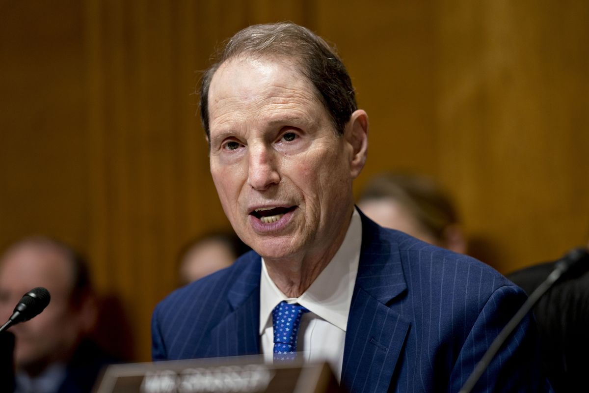 Wyden Unveils His Own Wealth Tax That Targets Investments Annually
