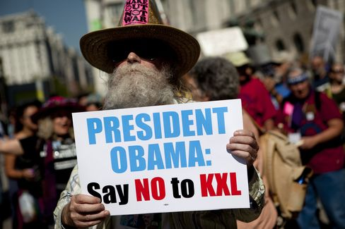 Obama's Keystone Pipeline Rejection Sets Up Campaign Battle