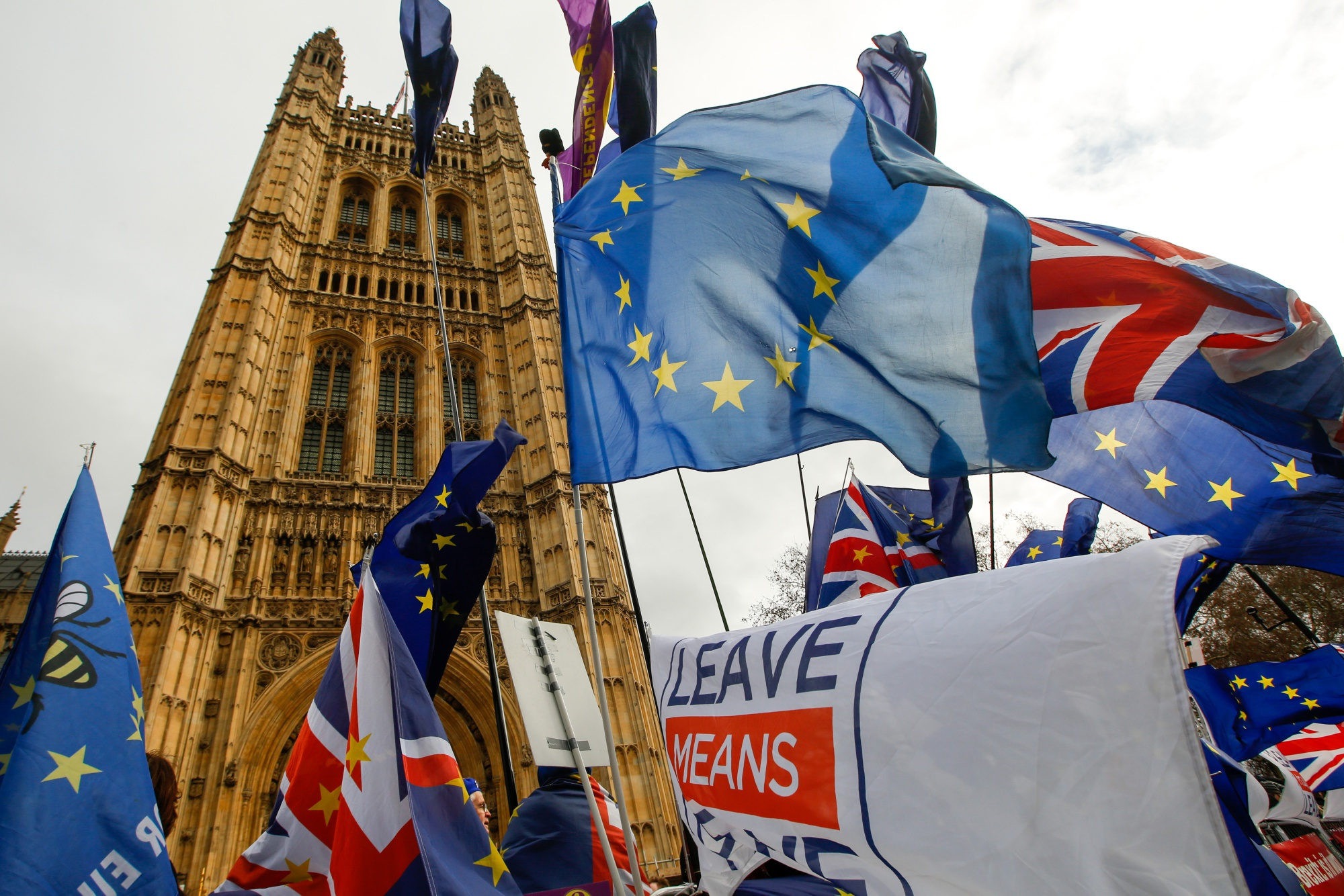 U.K. Will Be Fine in Any Type of Brexit, Malmgren Says