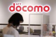 NTT Docomo Store and President Motoyuki Ii News Conference