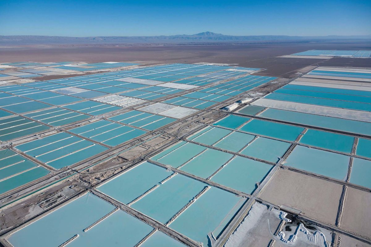 Bolivia's Almost Impossible Lithium Dream - Bloomberg