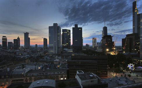 German Business Confidence May Defy Crisis