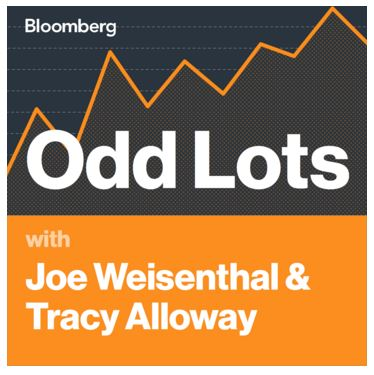 In the latest episode of Odd Lots, Joe Weisenthal goes behind the story with Bloomberg's Alastair Marsh.