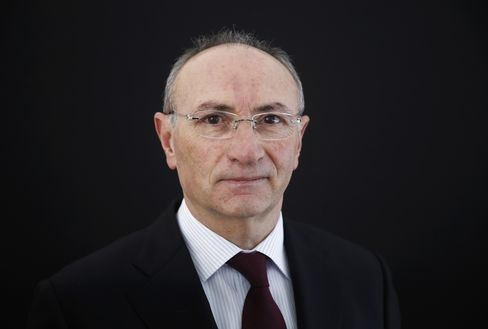 UniCredit SpA Chief Executive Officer Federico Ghizzoni